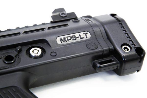 اسلحه لیزرتگ ویژه فونیکس MP9-LT
